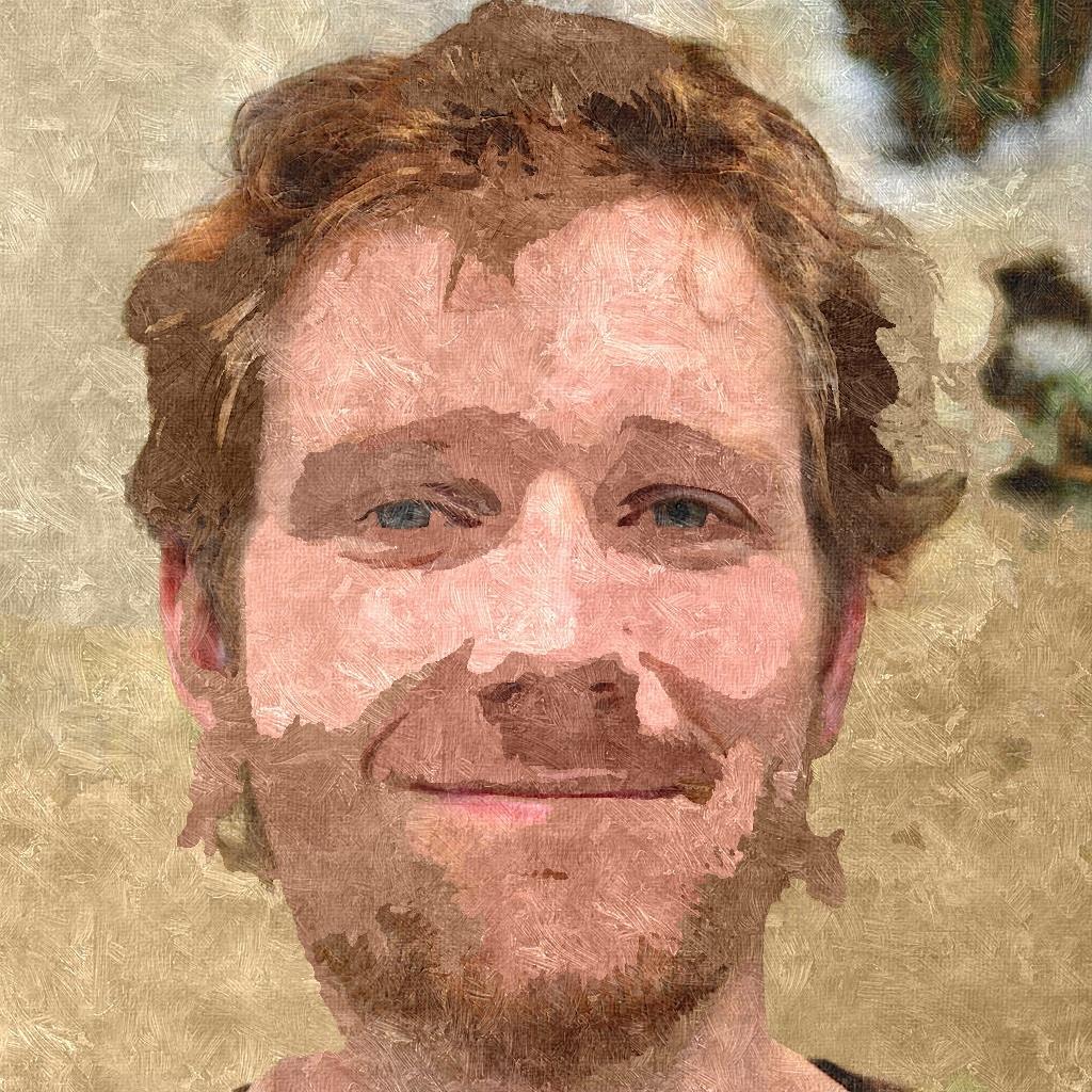 Ciaran Moore Portrait 1