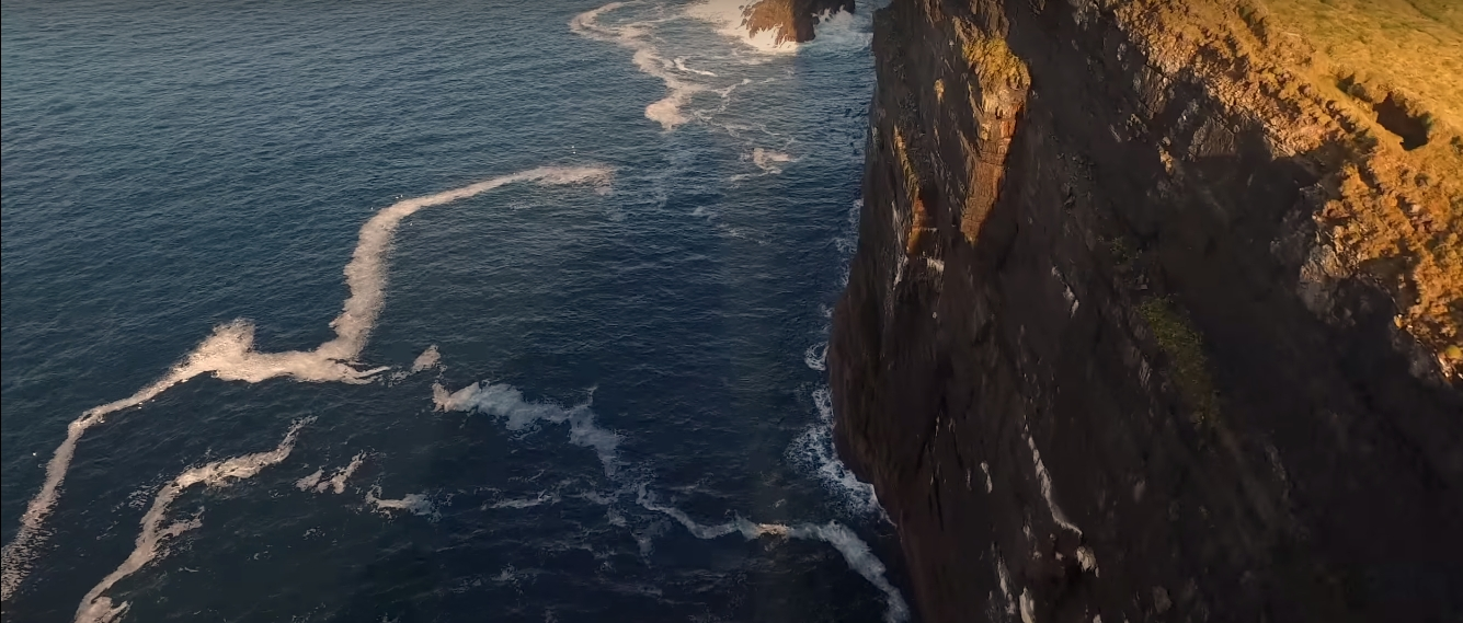 Loop Head Cliffs, Near the Shannon, CIaran Moore